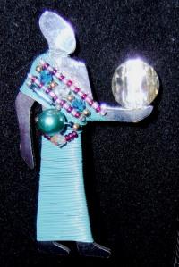Egyptian Light Bearer